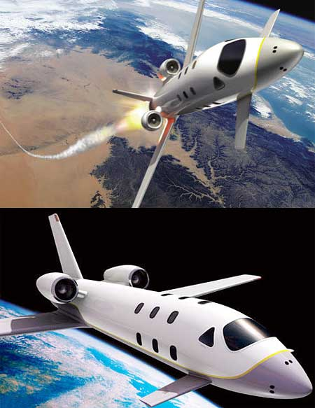 Spaceplanes
